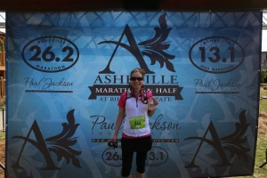 2015 Asheville Maration